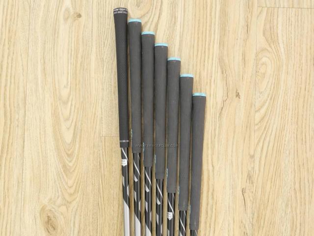 Iron set : Titleist : ชุดเหล็ก Titleist AP1 718 (ออกปี 2018) มีเหล็ก 5-Pw,48 (7 ชิ้น) ก้านกราไฟต์ Fujikura MCI 60 Flex S