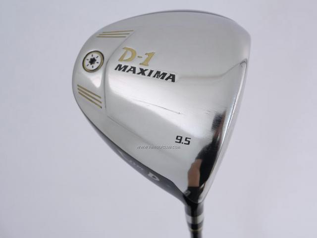 Driver : Ryoma : Ryoma D-1 Maxima Type D (รุ่นปี 2015) Loft 9.5 ก้าน Tour AD MX-D Flex S