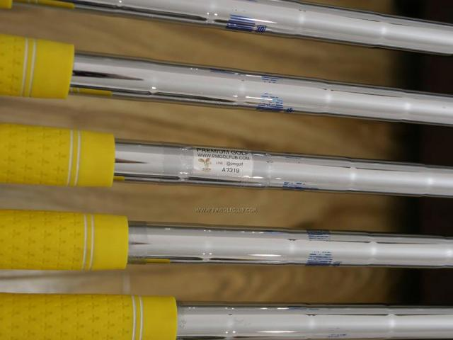 Iron set : XXIO : ชุดเหล็ก XXIO 7 (ตีง่ายมาก ไกล) มีเหล็ก 4-Pw (7 ชิ้น) ก้านเหล็ก NS Pro 920 Flex R