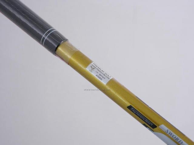 Fairway Wood : Katana : **ของใหม่ ยังไม่แกะพลาสติก** ไม้กระเทย Katana Sword ATC-589a Loft 19 ก้าน Speeder 589 Flex R