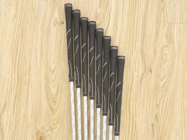 Iron set : Katana : ชุดเหล็ก Katana NINJA Iron (รุ่นล่าสุด ออกปี 2020 หน้าเด้ง ตีไกลมาก) มีเหล็ก 6-Pw,48,52,58 (7 ชิ้น) ก้านกราไฟต์ Flex R