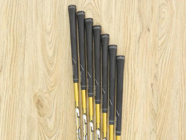 Iron set : Katana : ชุดเหล็ก Katana Sword ATC-589 (ตีง่าย ไกล) มีเหล็ก 6-Pw,Aw,Sw (7 ชิ้น) ก้าน Speeder 589 Flex SR