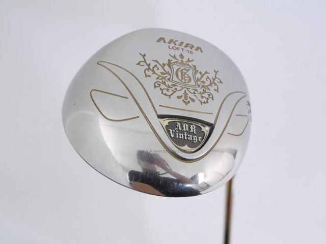 Driver : Akira : Akira ADR Vintage (รุ่นท๊อปสุด หน้าเด้งเกินกฏ) Loft 10 ก้าน Tour AD Vintage Royal Flex S