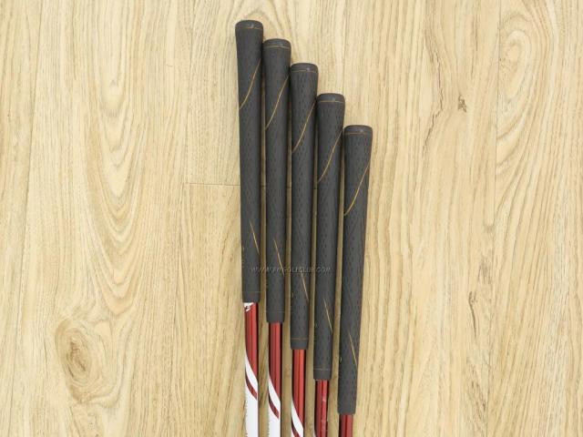 Iron set : Honma : ชุดเหล็ก Honma AMAZING Spec (หน้าเด้ง โกงองศาสุดๆ ไกลที่สุด) มีเหล็ก 7-11 (5 ชิ้น ระยะเทียบเท่า 6-Pw) ก้านกราไฟต์ Flex R