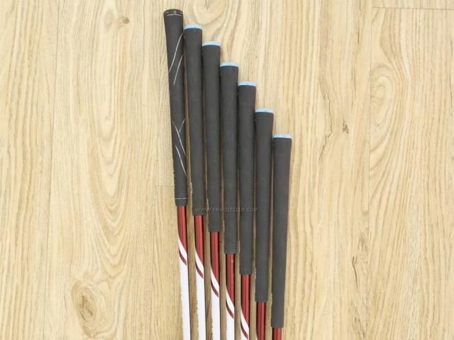 Iron set : Honma : ชุดเหล็ก Honma AMAZING Spec (หน้าเด้ง โกงองศาสุดๆ ไกลที่สุด) มีเหล็ก 5-11 (7 ชิ้น ระยะเทียบเท่า 4-Pw) ก้านกราไฟต์ Flex R