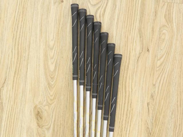 Iron set : Katana : ชุดเหล็กกระเทย Katana Sword Kabuto มีเหล็ก 6-Pw,Aw,Sw (7 ชิ้น เบอร์ 6 ตีระยะเท่าเหล็ก 5 ปกติ) ก้านกราไฟต์ Fujikura Speeder 556 Flex R