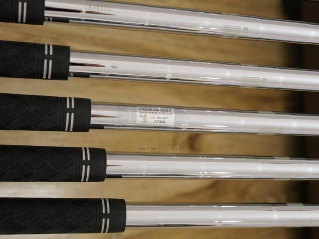 Iron set : Tourstage : ชุดเหล็ก Tourstage PHYZ Forged (ซีรี่ย์ท๊อป นุ่มไกล) มีเหล็ก 4-Pw (7 ชิ้น) ก้านเหล็ก NS Pro 950